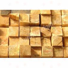 Обрезной брус (ТУ) 100х100х6м 1шт фото