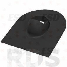 Vilpe Проходной элемент Huopa, черный фото