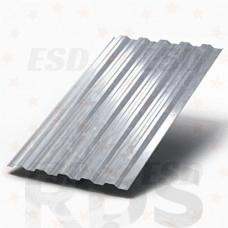 Профнастил НС-35х1060мм (1000мм) Zn, 0,45мм фото