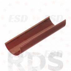 AS Желоб L=3 м AS 90/125 RR 29 красно-коричневый фото