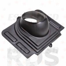 Vilpe Проходной элемент Pelti, черный фото