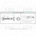 Zipbolt Крепеж для установки перил 13.950