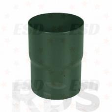 AS Соединитель трубы 90/125 RAL 6005 зеленый фото
