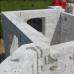 Блок газобетонный стеновой D400 600*250*250  Bonolit