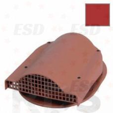 Wirplast К-19 Вентилятор подкр простр-ва с проходным эл-том  для кровли из ГЧ (готовой) красн. фото