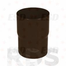 AS Соединитель трубы 90/125 RR 32 коричневый фото