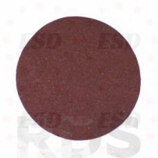 Круг абразивный D 125мм, зерно P80/№16, упак. 10шт.,