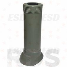Vilpe Вентиляционный выход канализации изолированный 110/160/500 зеленый фото