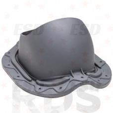 Vilpe Проходной элемент Muotokate, серый фото